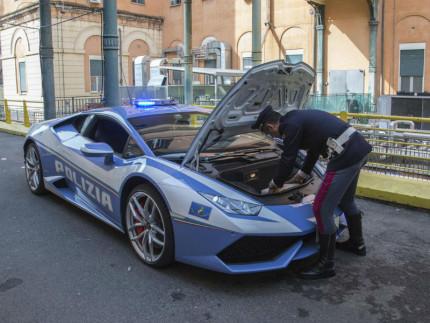 Auto Polizia Stradale