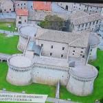 La Rocca di Senigallia vista dall'alto