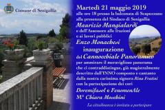 Inaugurazione Cannocchiale Panoramico a Scapezzano