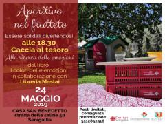 Aperitivo a casa San Benedetto