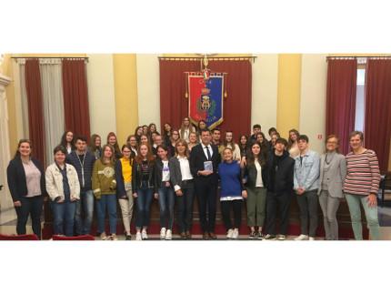 Studenti di Augsburg