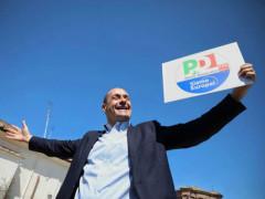 Segretario del PD Nicola Zingaretti