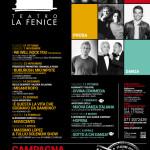 Il Teatro La Fenice presenta la stagione 2019/20