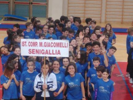 I.C. Giacomelli al Gymfestival Senigallia 2019