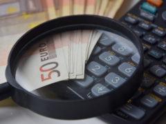 Calcoli, denaro, conti, spese