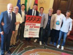 """""""Sportivo dell'anno"""": la XXI edizione venerdì 7 giugno al Foro Annonario"""