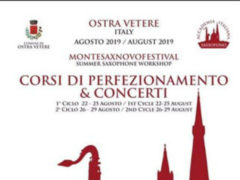 Montenovo Sax Festival