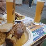 Birra, stinco, crauti vi aspettano ad Ein Bier a Borgo Catena di Senigallia