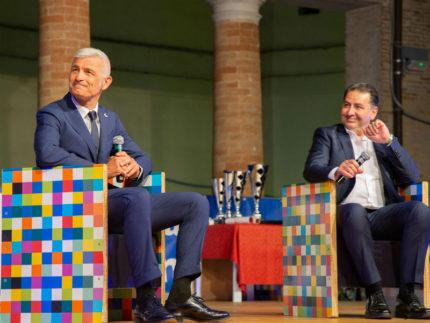 Ravanelli e De Giorgi allo Sportivo dell'anno