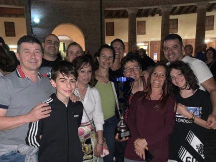 """Sabrina Moretti premiata allo """"Sportivo dell'Anno"""""""