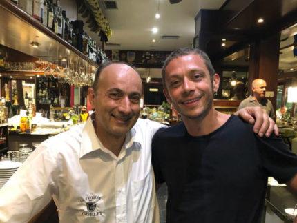 Valentino Rossi a Senigallia