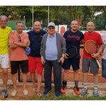 I tennisti in corsa per la vittoria al Torneo Pettinari 2019