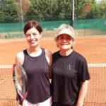 Le tenniste in competizione al Torneo Pettinari 2019