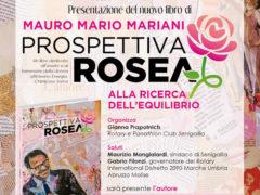 """Presentazione del libro """"Prospettiva rosea. Alla ricerca dell'equilibrio"""" del dottor Mauro Mario Mariani"""
