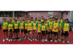 Campus internazionale di tennistavolo a Senigallia