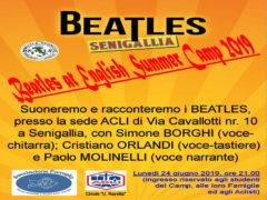 Locandina Beatles
