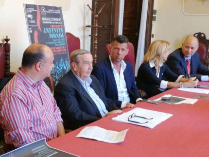 """""""Infiniti Mondi"""": all'ex Chiesa dei Cancelli"""