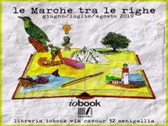 """""""Le Marche tra le righe"""", logo"""