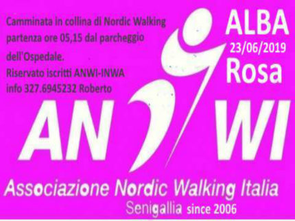 Alba Rosa Nordic Walking