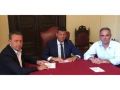 Crisi Bigelli Marmi, Mangialardi ha incontrato l'amministratore unico della Senamarmi Fausto Conigli