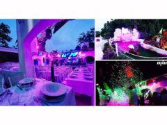 Il Giardino della discoteca Miù di Marotta di Mondolfo