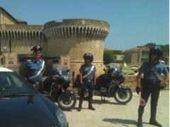 Carabinieri, controllo territorio a Senigallia