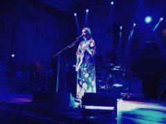 Carmen Consoli in concerto al Foro Annonario
