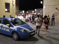 Dispiegamento di Polizia in occasione del CaterRaduno 2019