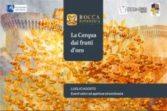 Rocca Roveresca, eventi
