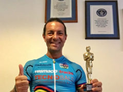 Mauro Guenci e l'Oscar delle Stelle