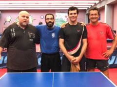 E' di Marco Fabri (Senigallia) la vittoria del 2° torneo Mare-PingPong