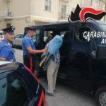 maxi retata sul lungomare: 45mila euro di multe a 9 venditori abusivi.