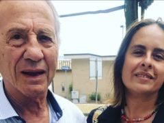 Lidio Rocchi e Michela Gambelli