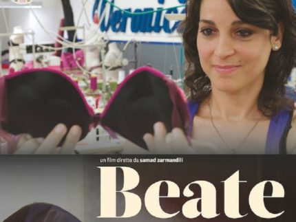 "Locandina del film ""Beate"" in programma all'Arena Gabbiano"