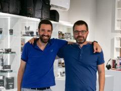 Leonardo Bacoccoli e Simone Bellagamba - Zona Immagine