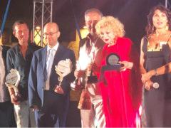 Premiazione vip agli Oscar delle stelle per Mauro Guenci