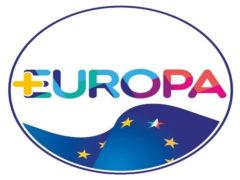 +Europa, logo