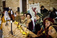 Rievocazione storica a Scapezzano di Senigallia con la Festa Castellana