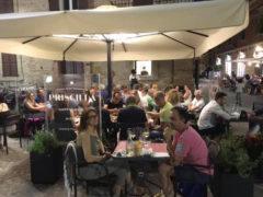 Priscilla, bar, caffetteria, bistrò su piazza Saffi a Senigallia