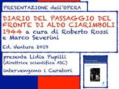 Presentazione di un libro sulla liberazione di Senigallia