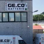 La sede di GE.CO Batterie a Senigallia