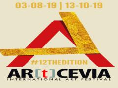 Logo dell'edizione 2019 di Artcevia