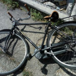 Incidente tra auto e bici sullo stradone Misa