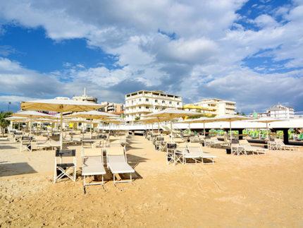 Terrazza Marconi Beach e Hotel Terrazza Marconi di Senigallia