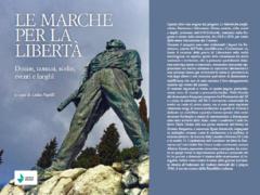 """Copertina del libro """"Le Marche per la libertà"""""""