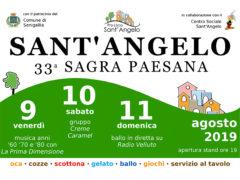 Sagra Paesana 2019 a Sant'Angelo di Senigallia