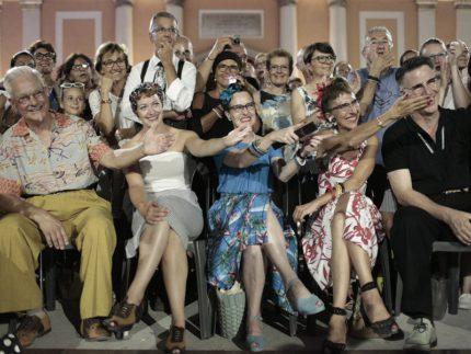Summer Jamboree, giuria della gara di ballo