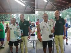 33° Campionato Nazionale Individuale di ruzzola Uisp: premiazioni
