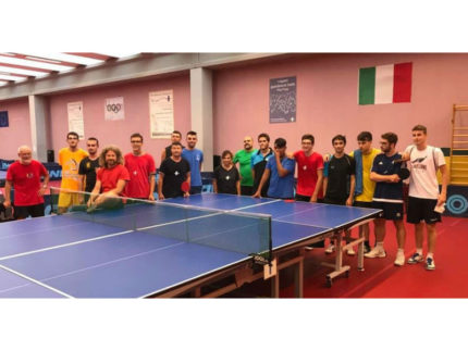 A Raffaele Persechini l'Ultimate-PingPong