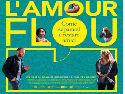 """Locandina del film """"L'amour flou"""""""